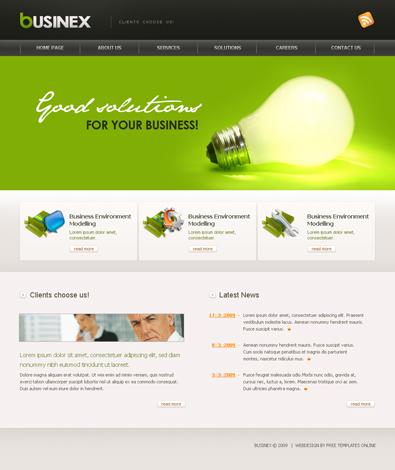 businex free templates online