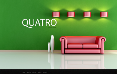 free interior and furniture web template free templates online