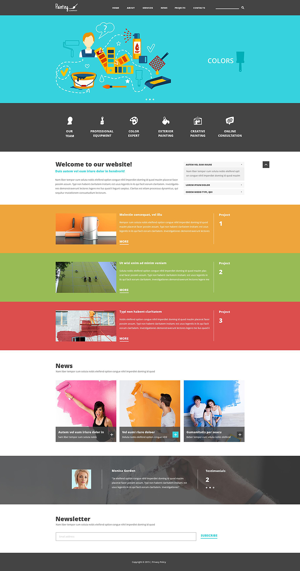 clean photographer portfolio joomla template 45872 15 joomla templates with parallax effects free templates