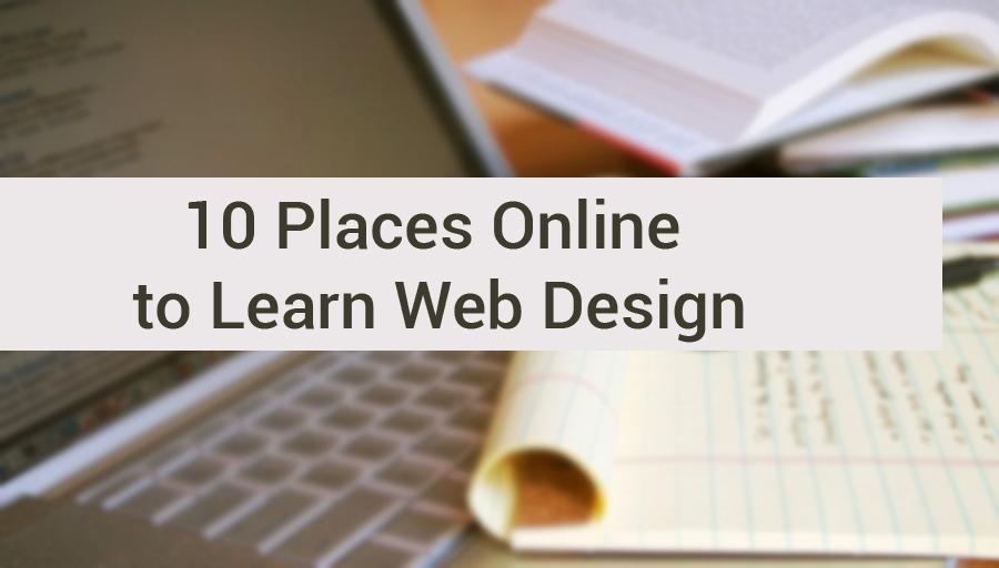 learn web design: